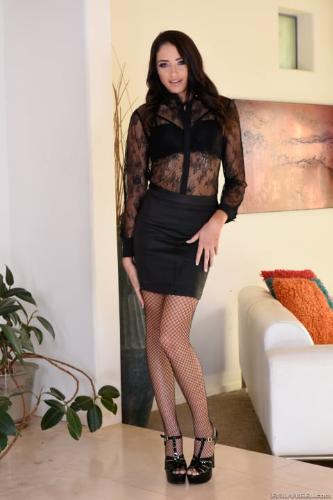 Evil Angel 'Anally Corrupted 2' starring Avi Love (Photo 1)