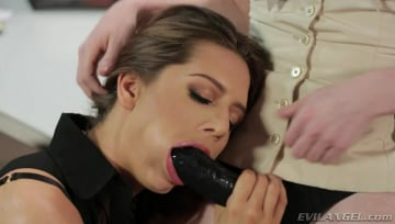 Stoya - Screwing Wall Street: The Arrangement Finders Play