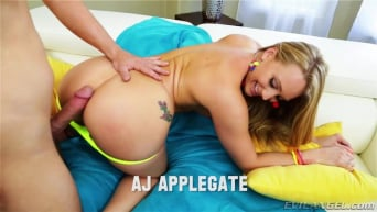 AJ Applegate in 'Asstastic'