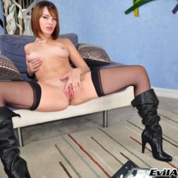 Aiden Starr in 'Evil Angel' Black Cock Addiction 8 (Thumbnail 4)