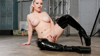 Aiden Starr in 'Lesbian Anal Sex Slaves'