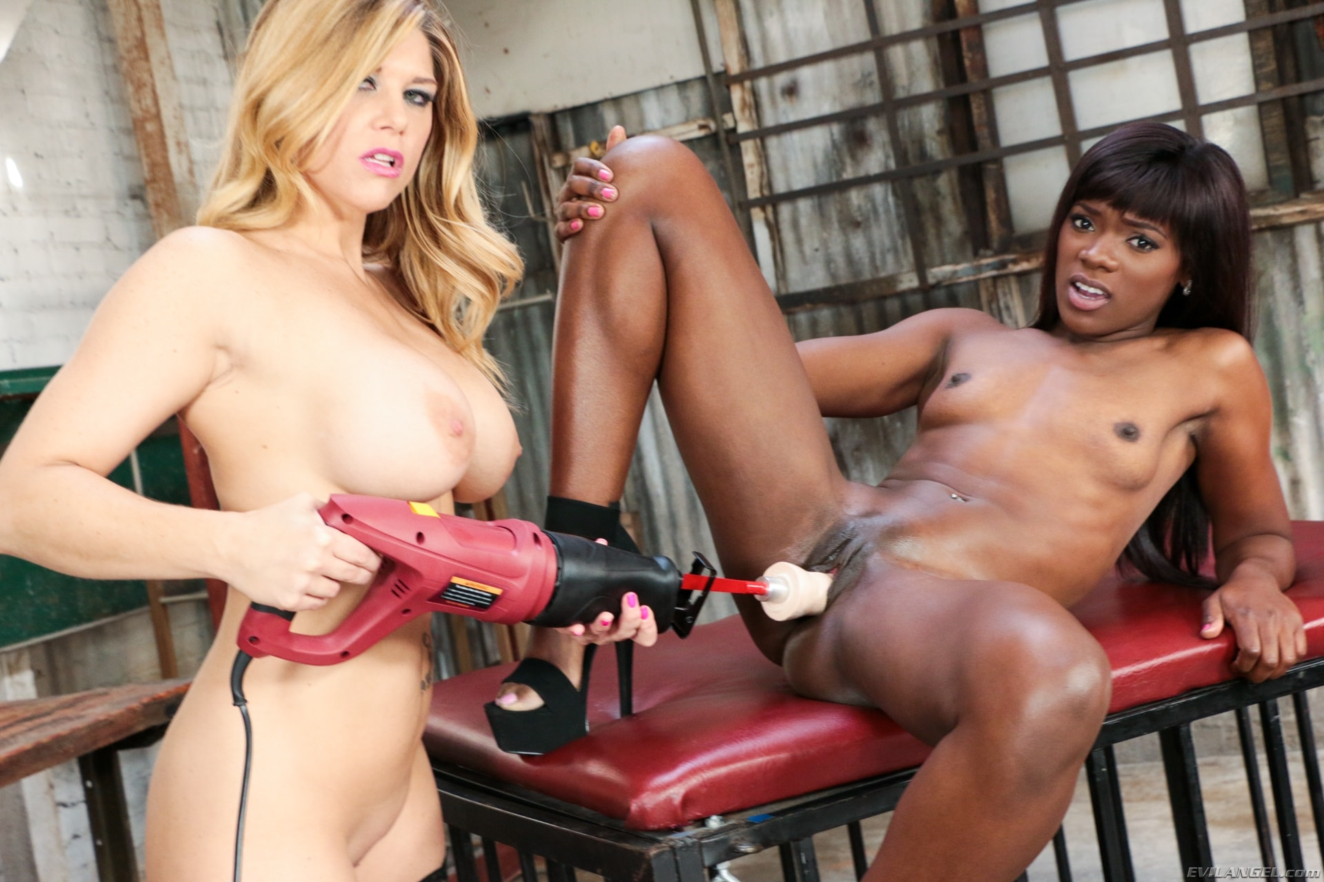 Evil Angel 'Pussy Whipped 03' starring Ana Foxxx (Photo 14)