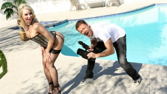 Anikka Albrite in 'Rocco's Perfect Slaves 5'