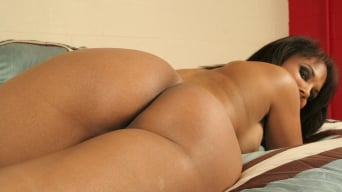 Anjanette Astoria in 'Interracial Candy Stripers'