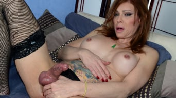 Ashley George in 'She-Male Police 2'
