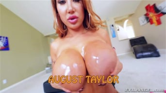 August Taylor in 'Titty Creampies 08'