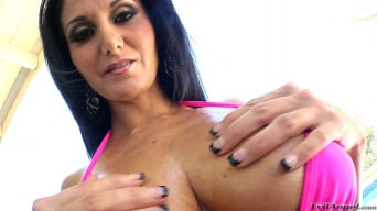 Ava Addams In 'POV Juggfuckers 3'