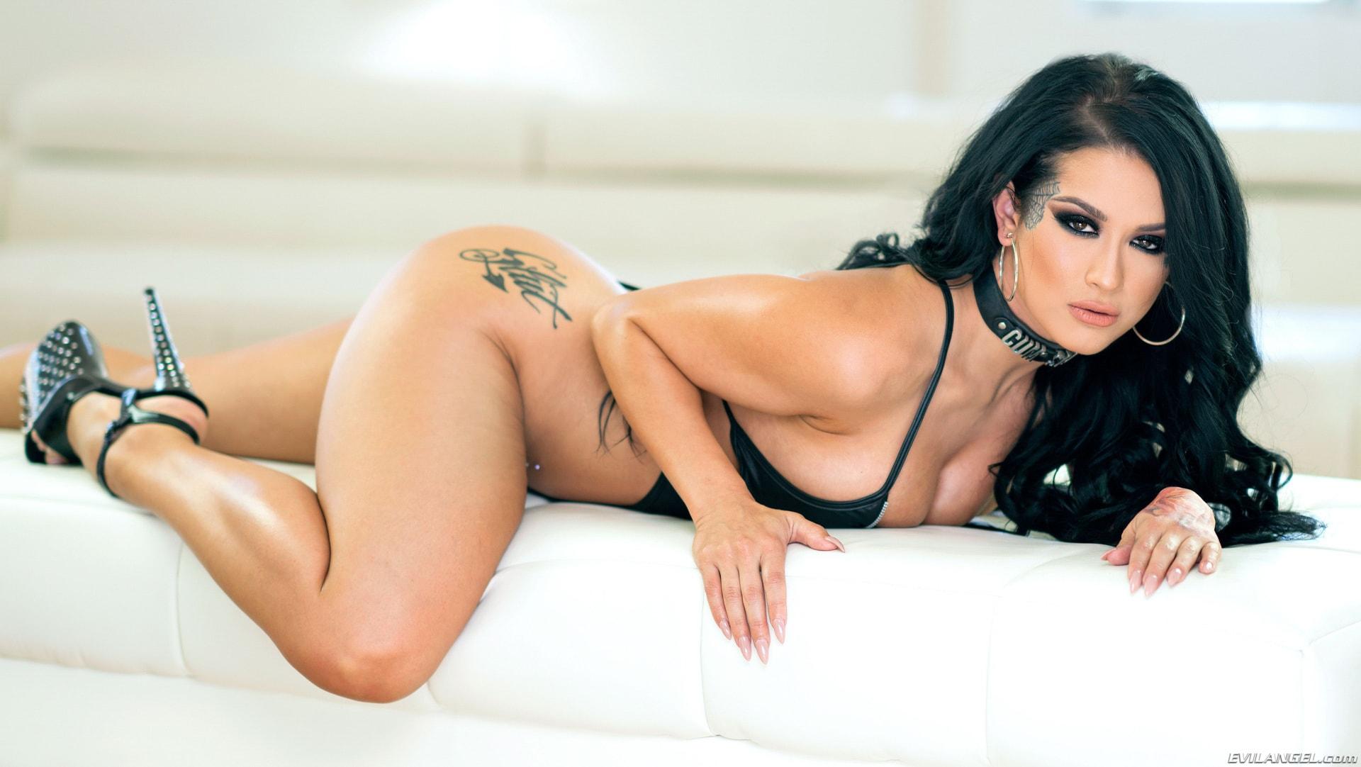 Evil Angel 'Creampie Compilation - Jonni Darkko' starring Britney Amber (Photo 70)