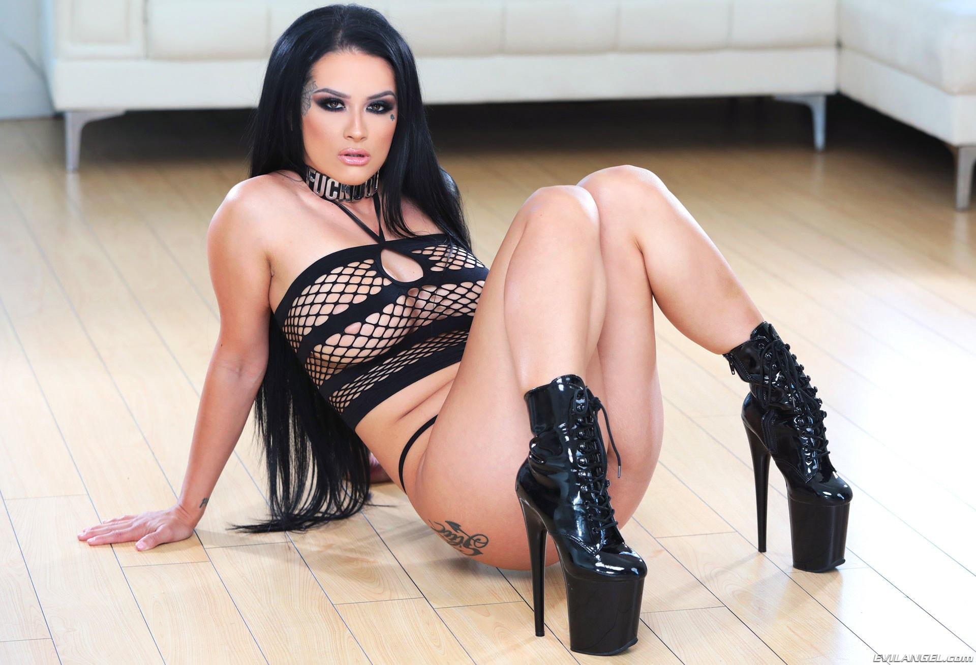 Evil Angel 'Creampie Compilation - Jonni Darkko' starring Britney Amber (Photo 84)