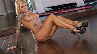Britney Shannon in 'Inked Angels 2'