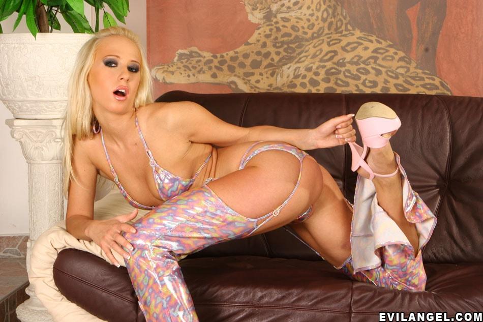 Evil Angel 'My Evil Sluts 4' starring Carla Cox (Photo 14)