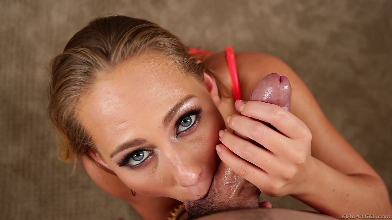 Evil Angel 'Facial Overload 4' starring Carter Cruise (Photo 9)
