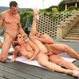 Caty Cambel in 'Evil Angel' Ass Traffic 9 (Thumbnail 11)