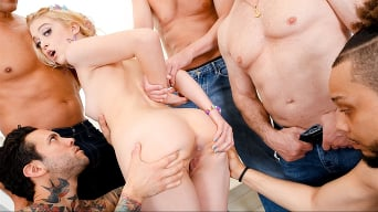 Chloe Cherry in 'Smells Like Gangbang Spirit'