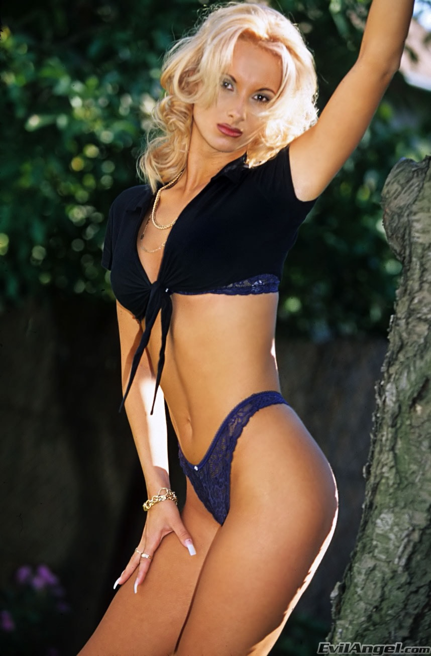 Evil Angel 'Nordic Blondes' starring Christy A (Photo 2)