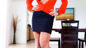 Dana Vespoli in 'Lesbian Anal POV 02'