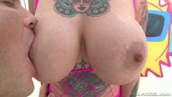 Dollie Darko in 'Tattooed Anal Sluts 03'