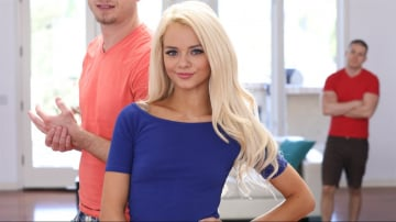 Elsa Jean - Blackmailed Cheating Teens
