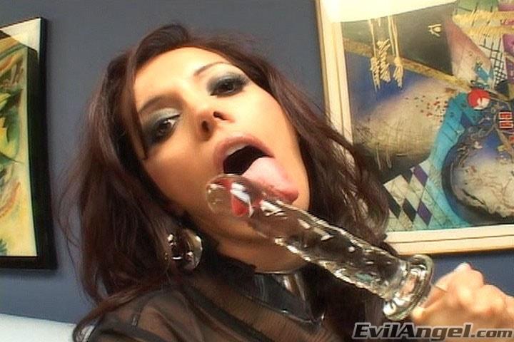 Evil Angel 'Bitchcraft 4' starring Francesca Le (Photo 8)
