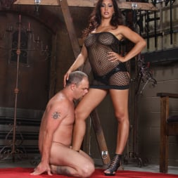 Isis Love in 'Evil Angel' Femdom Ass Worship 5 (Thumbnail 7)