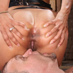 Isis Love in 'Evil Angel' Femdom Ass Worship 5 (Thumbnail 13)