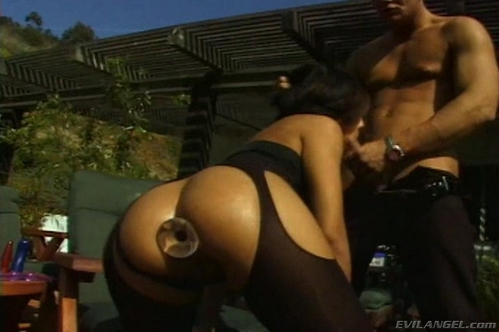 Evil Angel 'Ultimate Guide To Anal Sex For Women' starring Jazmine (Photo 9)