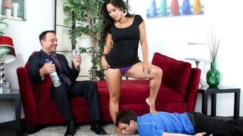 Jessica Bangkok in 'Mean Cuckold 02'