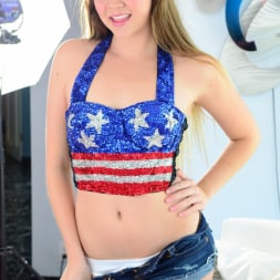 Jessie Andrews in 'Evil Angel' Miss Teen Strap America (Thumbnail 32)