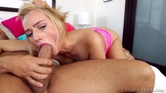 Kate England in 'Evil Amateur Blowjobs'