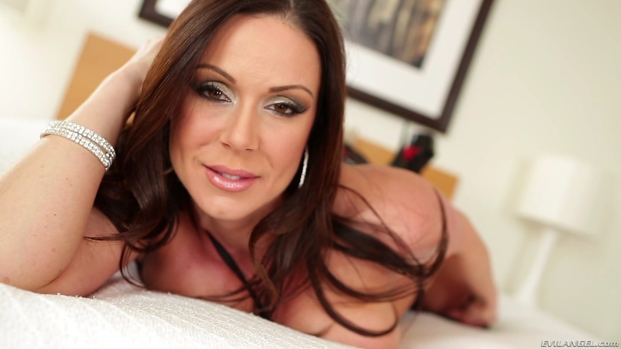 Evil Angel 'Facial Overload 4' starring Kendra Lust (Photo 4)