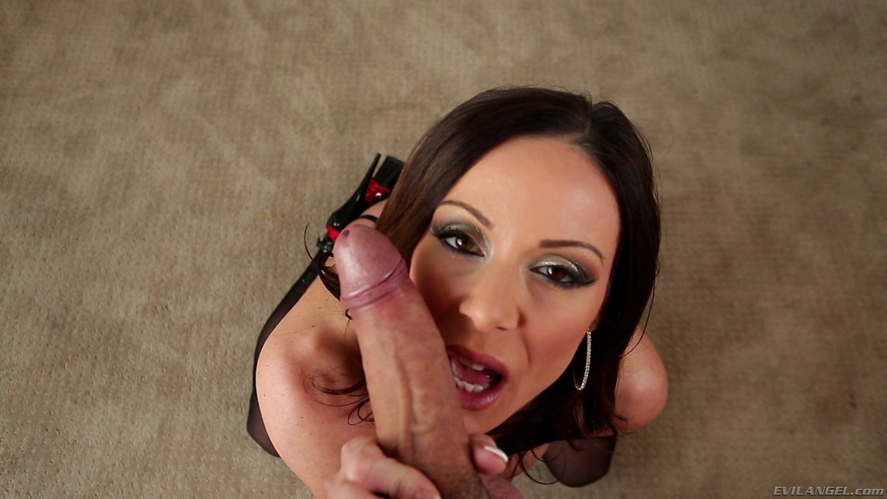 Evil Angel 'Facial Overload 4' starring Kendra Lust (Photo 10)