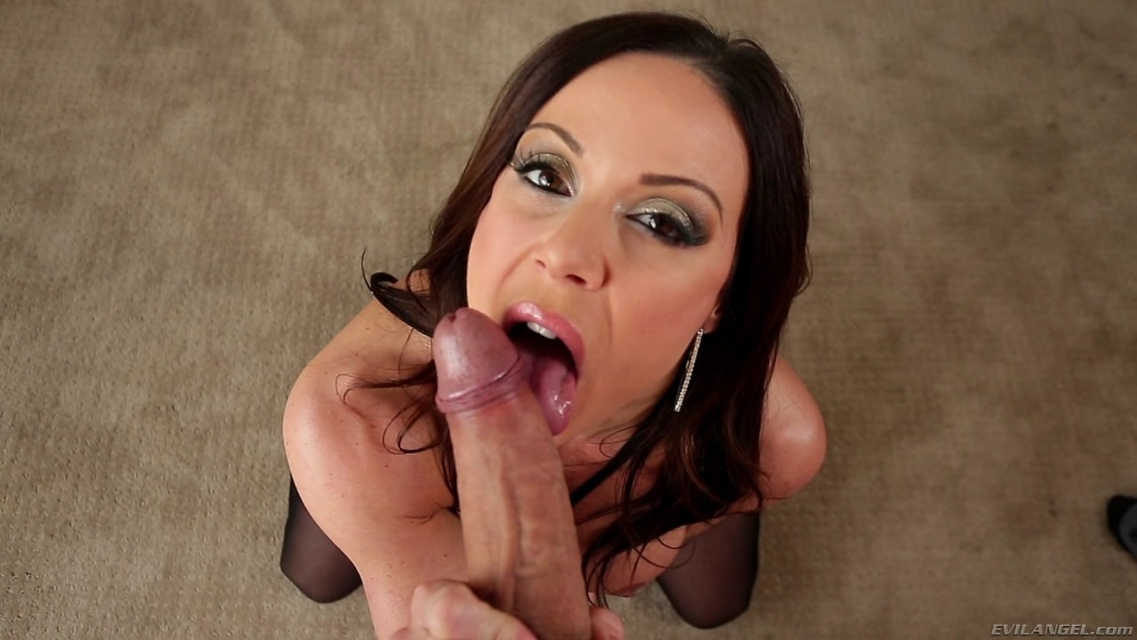 Evil Angel 'Facial Overload 4' starring Kendra Lust (Photo 11)