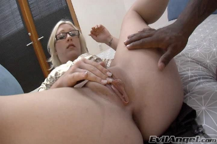 Evil Angel 'Dark Meat 3' starring Krissy Leigh (Photo 7)