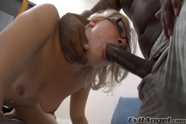 Evil Angel 'Dark Meat 3' starring Krissy Leigh (Photo 9)