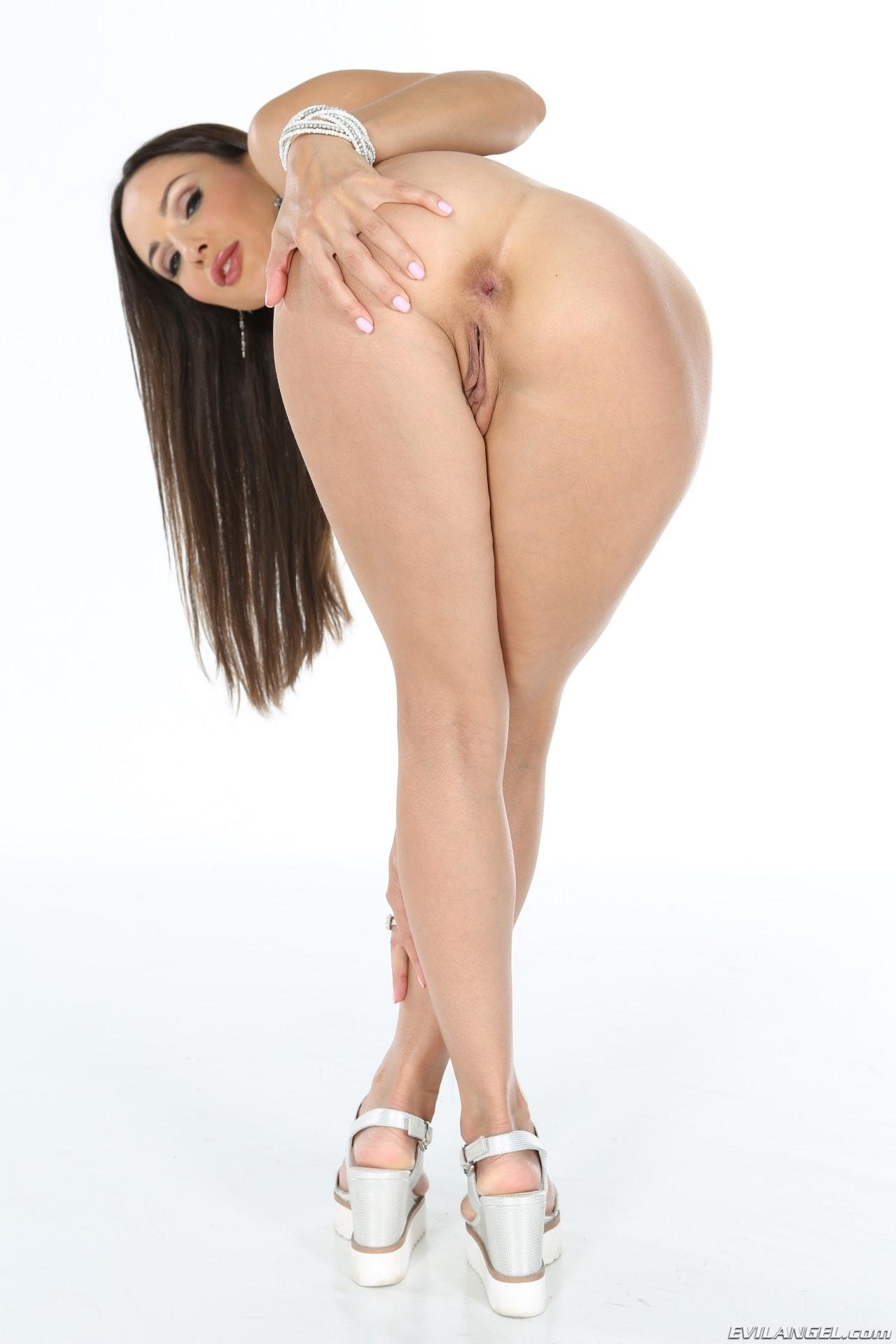 Evil Angel 'Rocco Sex Analyst 7' starring Lilu Moon (Photo 8)