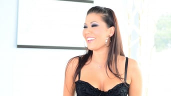 London Keyes in 'Nacho Vidal: The Sexual Messiah'