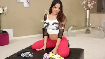 Luna Star in 'Panty Pops 9'
