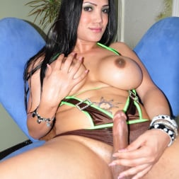Mariam C in 'Evil Angel' She-Male Idol The Auditions 2 (Thumbnail 20)