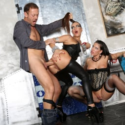 Mea Melone in 'Evil Angel' Slutty Girls Love Rocco 14 (Thumbnail 41)
