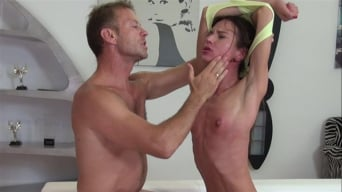 Nataly Gold C in 'Rocco One On One 8'