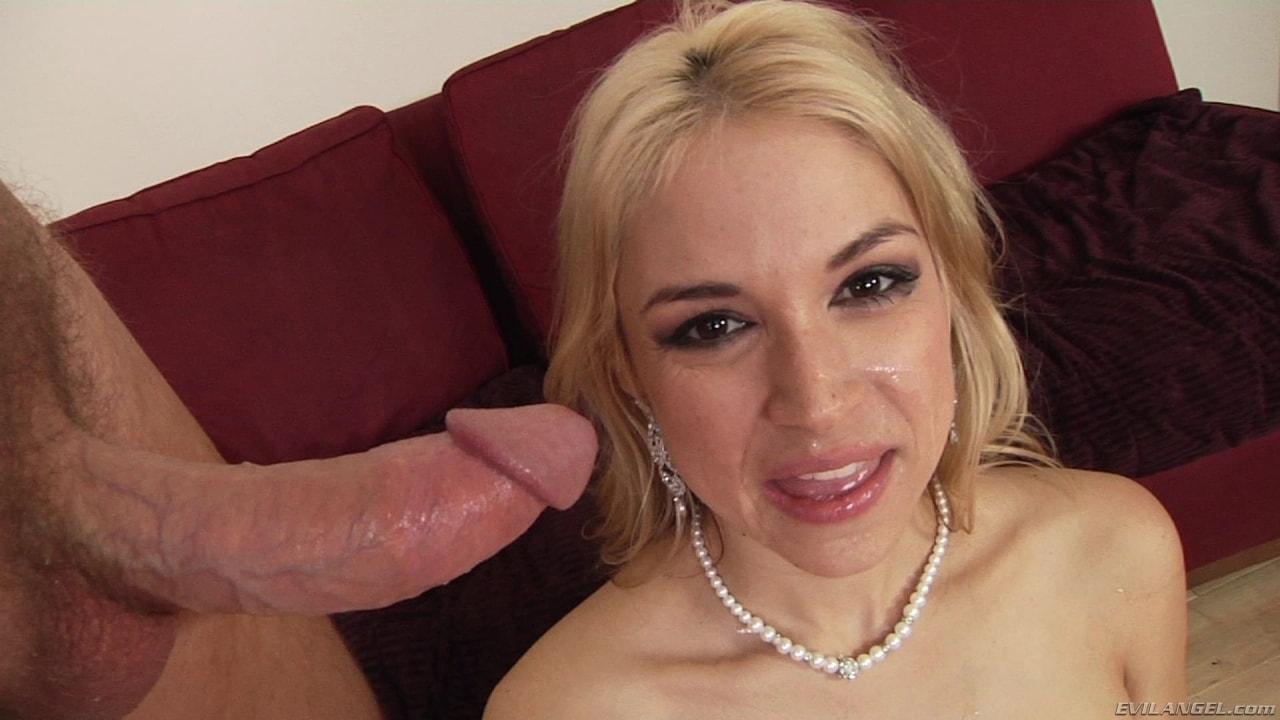 Evil Angel 'BAM Blonde Anal MILFs' starring Natasha Starr (Photo 6)