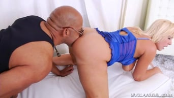 Naughty Alysha in 'Pussy Acrobats 02'