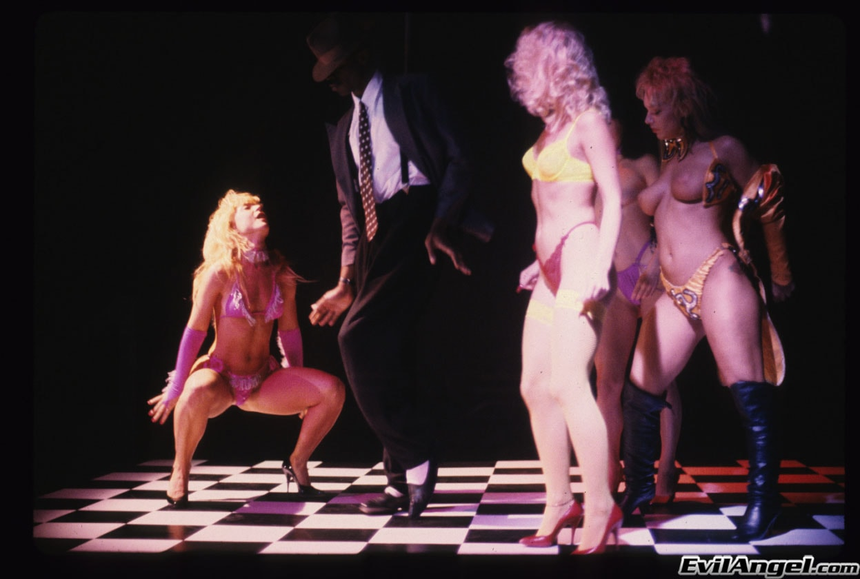 Evil Angel 'Shadow Dancers' starring Nina Hartley (Photo 3)