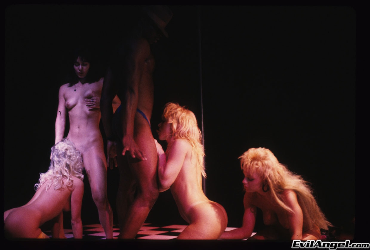Evil Angel 'Shadow Dancers' starring Nina Hartley (Photo 4)