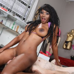 Nyomi Banxxx in 'Evil Angel' Femdom Ass Worship 11 (Thumbnail 330)