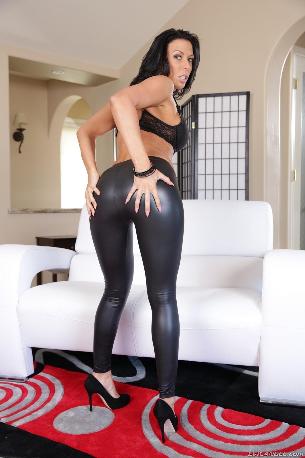 Spandex leggings pictures