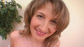 Renee B in 'Winking 101 in Russia'