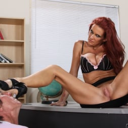 Rhyse Richards in 'Evil Angel' Femdom Ass Worship 6 (Thumbnail 24)
