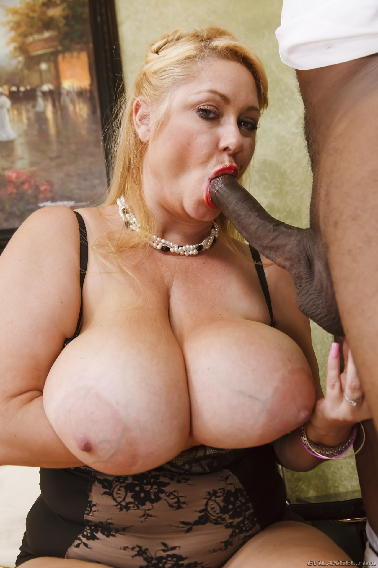 Large Areolas and Nipples