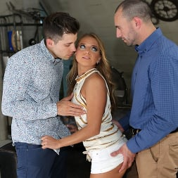 Sofi Goldfinger in 'Evil Angel' Rocco's Double Trouble 3 (Thumbnail 21)